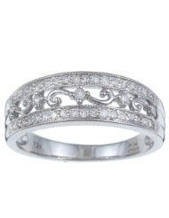 the kind of wedding ring i want. less likely to scratch baby's soft skin.