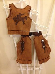 Cowboy Outfit, Cowboy Costume for Toddler, Cowgirl Outfit, Cowboy Chaps, Rodeo Outfit Rodeo Birthday Parties, Cowboy First Birthday, 1st Birthday Boy Themes, Rodeo Party, Cowboy Party, Birthday Ideas, 2nd Birthday, Horse Birthday, Cowboy Outfits