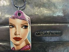 Handpainted by Mariela Villasmil 🇺🇸 🇻🇪 on 0306 - Artists best painted TAG by Bijoux de Passy Painted Porcelain, Fine Porcelain, Hand Painted, Septum Ring, Artists, Handmade, Painting, Accessories, Jewelry