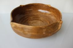Bowl Serving Bowl Decorative Ceramic Bowl  Brown by BAYCLAY