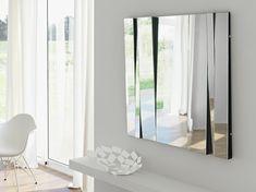 Miroir rectangulaire mural FITTIPALDI by T.D. Tonelli Design   design Giovanni Tommaso Garattoni