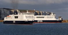 Read a full story about how the operation of an infrastructure of ferry routes connecting nations across northern Europe puts DFDS at the heart of the ongoing process of the UK's vote to leave the EU.