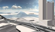 I-395's Mindboggling, Iconic Flying Land Bridge Is Back - Infrastructure Watch - Curbed Miami