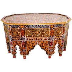 Moroccan Furniture   Folk Designs   Pinterest   Moroccan Furniture, Paint  Furniture And Hand Painted Chairs