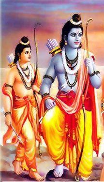 #Rama and #Laxmana Shree Ram Images, Ram Navami Images, Hanuman Pics, Ram Hanuman, Sri Ram Photos, Sri Ram Image, Krishna Lila, Hare Krishna, Shri Ram Wallpaper