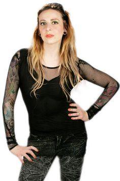 Hell Bunny -Laura Verkkopaita 29€