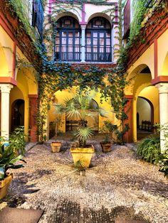 Resultado de imagen de Casa palacio de Los Pinelos Sevilla