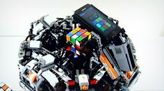 #1. A Robot That Solves a Rubik's Cube in Seconds ARMflix Hey, remember Rubik's Cube? Of course you do, you don't live in a hole on the moon. The fun ...
