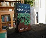 Add it to the SOMEDAY wishes: To Kill a Mockingbird, Harper Lee. First edition, first printing. #AbeBooks $20000 (and that's not even with an autograph - oh my.)