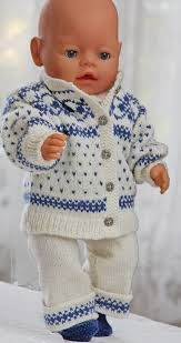 knit american girl doll clothes with gorgeous knitting patterns for 18 american girl dolls Baby Born Clothes, Girl Doll Clothes, Girl Dolls, Baby Dolls, Knitting Dolls Clothes, Knitted Dolls, Crochet Dolls, Knit Crochet, Baby Boy Knitting Patterns