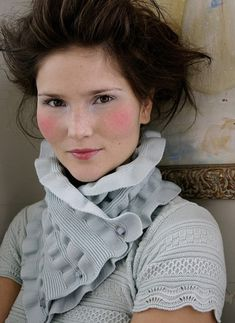 Oleana Scarf I have this in red