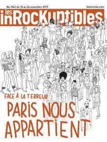 """Devenus viraux sur les réseaux sociaux depuis les attentats de vendredi 13 novembre, la devise de Paris, """"Fluctuat Nec Mergitur"""", ainsi qu'un dessin de l'illustrateur Jean Jullien représentant la tour Eiffel dans un symbole de la paix sont devenus des symboles de résistance.                                                                                                                                                                                 Plus"""
