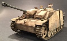 #Stug III #Ausf.G May 1944 Mid-Late Production. 1/35 Scale German #Tank #Model.