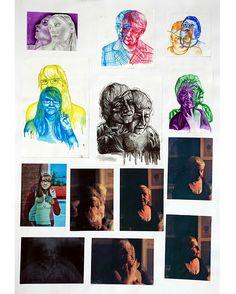 CAPI - Art Portfolio Ideas - Taking a Concept and Exploring its Artful Edges - art-a-level-sketchbook A Level Sketchbook, Gcse Art Sketchbook, Sketchbook Ideas, Art Alevel, Art Gallery, Art Disney, Ap Art, To Infinity And Beyond, Art Portfolio