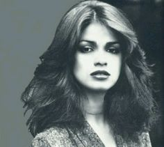 Gia Carangi- one of the best models (in my opinion) that America has ever seen. Gone too soon. So sad