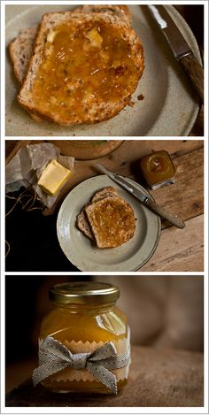 Pear and vanilla jam ... a must-try recipe for this summer!