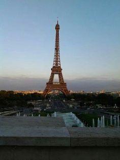 Ahhhh Paris