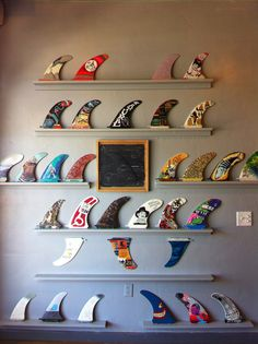Quillas #Surf #Deco #Design