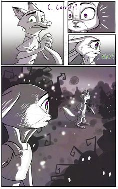Zootopia/Kingdom Hearts Comics-Summoned 8/16