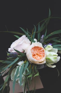 Make This: DIY Bouquet Bombing Surprise   Paper and Stitch