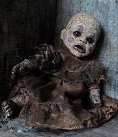 OOAK-Gothic-Clown-Horror-Baby-Doll