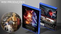 Star Wars - O Despertar Da Força - CAPA - ➨ Vitrine - Galeria De Capas - MundoNet | Capas & Labels Customizados