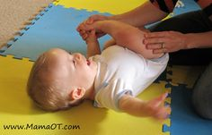 10 tips for helping babies learn to roll - repinned by @PediaStaff – Please Visit  ht.ly/63sNt for all our pediatric therapy pins