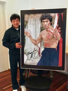 Bruce Lee was the most iconic martial artist of the century. Before dying at the young age of he captured the world's imagination; showing us the beauty of martial arts and, through his Bruce Lee Art, Bruce Lee Martial Arts, Bruce Lee Photos, Steven Seagal, Jackie Chan, Aikido, Chuck Norris, Bruce Lee Family, Brandon Lee
