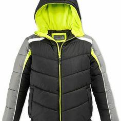 Bubble jacket FOR KIDS Size 7 boys water resistant Bubble Jacket  Jackets & Coats Utility Jackets