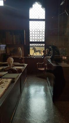 Mariano Fortuny's Library
