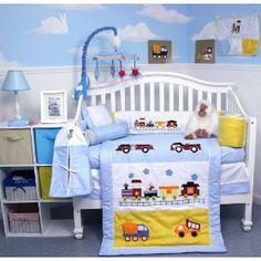 Baby Boy Bedding Crib Sets