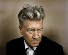 David Lynch by Jerome Bonnet.