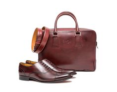 Oxblood Leather Goods Giveaway