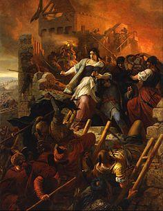 Siege of Eger 1552 ile ilgili görsel sonucu