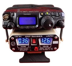 An innovative portable energy system, optimized for mobile radio in the field. How do you define 'state-of-the-art' in mobile radio power? QRP RANGER An Emergency Radio, Qrp, Roll Cage, Security Surveillance, Ham Radio, Alternative Energy, Ranger, 3d Printing, Military Gear