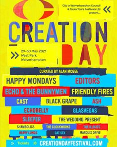 Creation Day Festival 2021