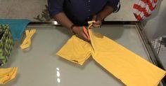 No Sew T-shirt Bag - So Easy! :)
