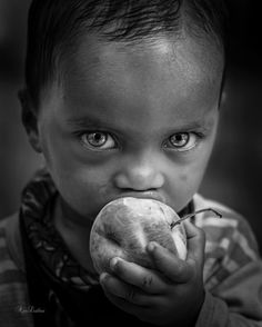 Curious eyes Photo by Amritpal Luthra — National Geographic Your Shot