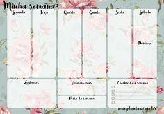 Download: Planner Semanal
