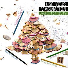 Use your imagination. Do.it for 2015 - Eυχετήρια πρωτοχρονιάτικη κάρτα   Banner για Facebook 2014-15   Graphic Design   Christina Doitsini