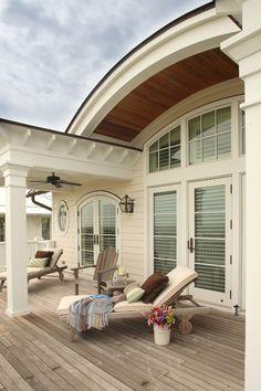 Sullivans Island residence. Buffington Homes South Carolina, Charleston.