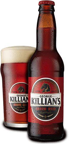 71 okay George Killian's Irish Red - Coors Brewing Company… Tequila, Vodka, All Beer, Best Beer, Irish Beer, Beer Art, Whisky, Beers Of The World, Beer Brands