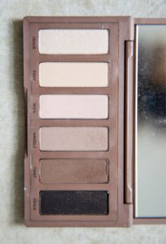 urban decay naked basics palette | howsweeteats.com