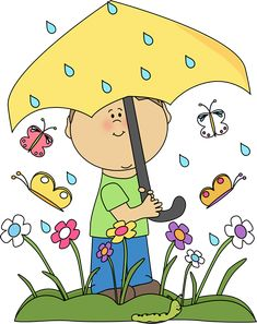 Spring rainy day activities for kids on Domain of the Mad Mommy