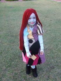 Green Apple Orchard: Sally from Nightmare Before Christmas