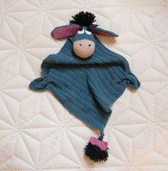 Crochet Lovey, Crochet Baby Toys, Newborn Crochet, Cute Crochet, Baby Blanket Crochet, Crochet For Kids, Beautiful Crochet, Baby Knitting Patterns, Crochet Patterns Amigurumi