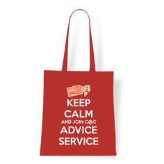 Shopping Bag } Keep Calm and join C@C Advice Service