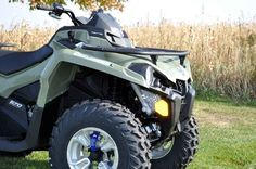 New 2016 Can-Am Outlander L DPS 570 ATVs For Sale in Wisconsin. 2016 Can-Am Outlander L DPS 570, 2016 Can-Am® Outlander L DPS 570 Raise your expectations, not your price range. Get the all-terrain performance you'd expect from Can-Am at the most accessible price ever. With the added comfort of Tri-Mode Dynamic Power Steering (DPS). Features May Include: CATEGORY-LEADING PERFORMANCE Select from either a 38-hp single-cylinder, liquid-cooled Rotax 450 four-stroke or a 48-hp, eight-valve…