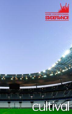 Visiter Les coulisses du Stade de France – Mes Sorties Culture – Cultival