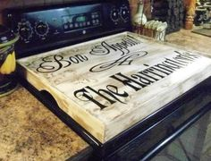 15+ Awesome Stove Board Ideas for Camper Kitchen